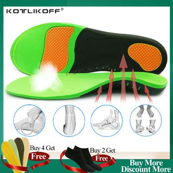 Najlepsze buty ortopedyczne podeszwy wkładki do butów Arch podnóżek X O typ noga korekta płaskostopie sklepienie łukowe buty sportowe wkładki tanie i dobre opinie KOTLIKOFF 1 cm-3 cm Średnia (B M) Orthopedic Shoes GEOMETRIC Szybkie suszenie ANTYPOŚLIZGOWE Mocne Pochłaniające pot