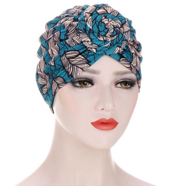 Фото новые шапки тюрбаны для женщин предварительно завязанные шелковистые цена