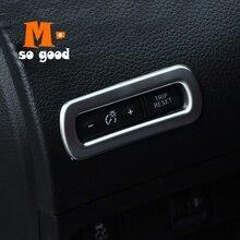 Auto Interior Accessories Trim ABS Chrome 2014 15 16 17 2018 for Nissan Qashqai J11 Car Dashboard Odometer Button Switch Cover недорого