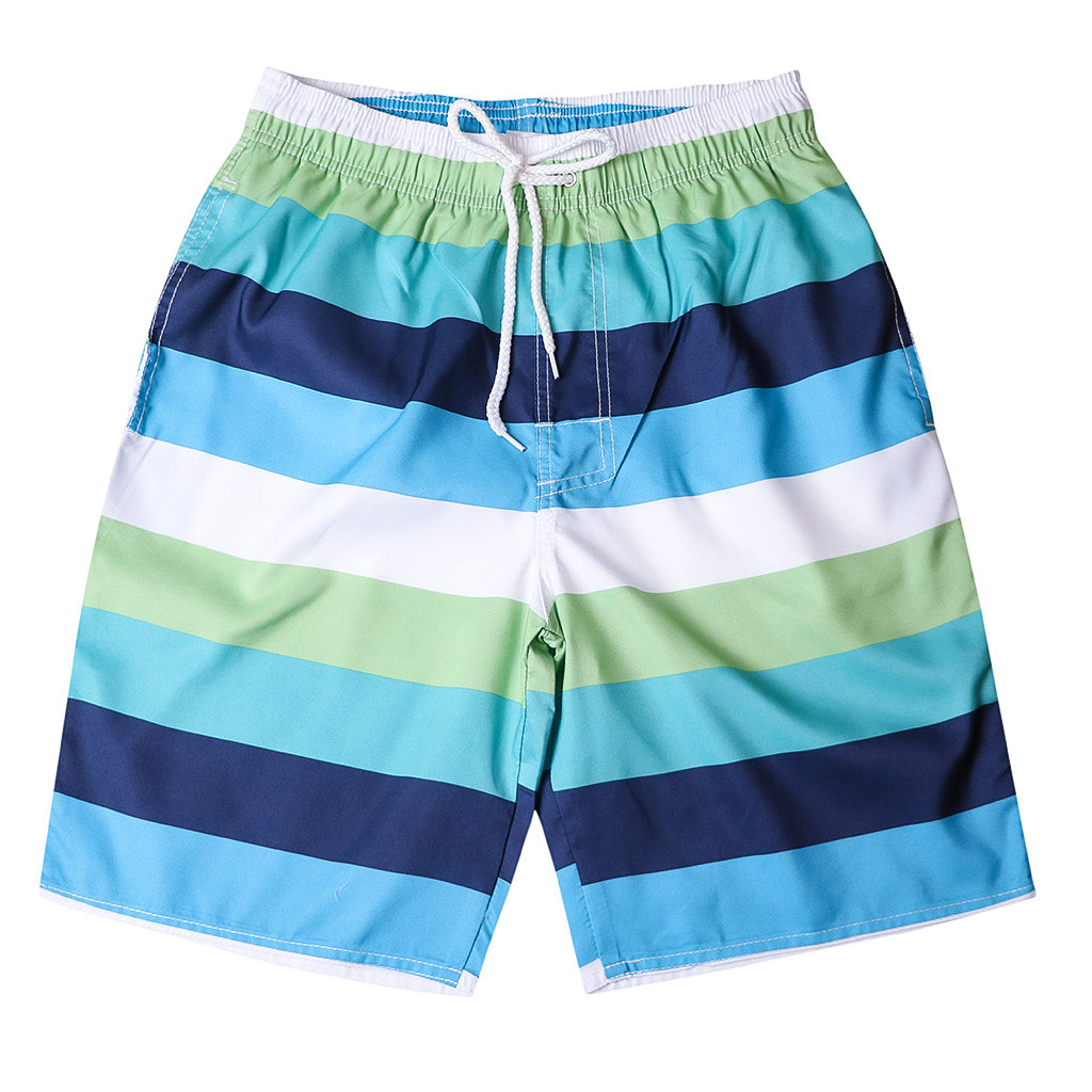 Mens Swimwear Swim Shorts Trunks Beach Board Shorts Swimming Short Pants Swimsuits Mens Running Sports Surffing Shorts Male D19