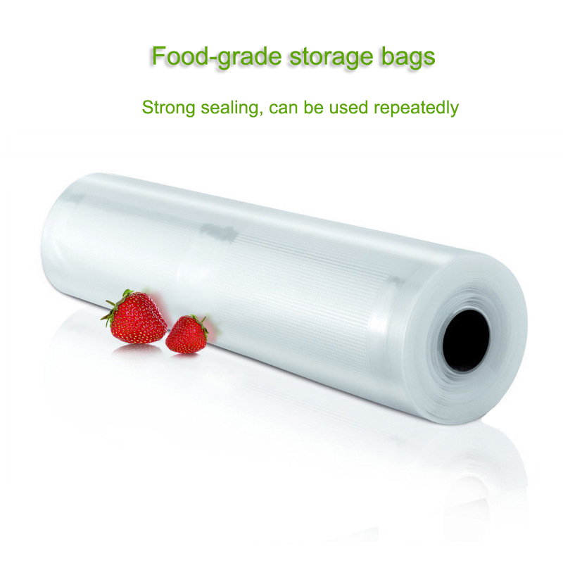 Vacuum Fresh-keeping Bag Sealer Food Storage Keep Fresh Non-toxic Packing Film QJS Shop