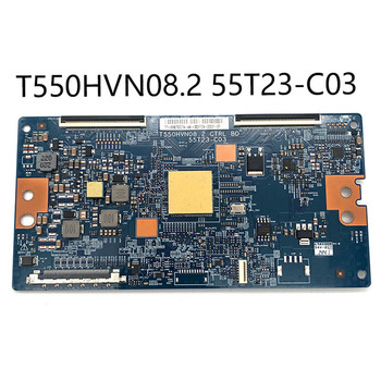 100% Original Tcon logic board For sony T550HVN08.2 CTRL BD 55T23-C03 43 /50 /55inch TV image