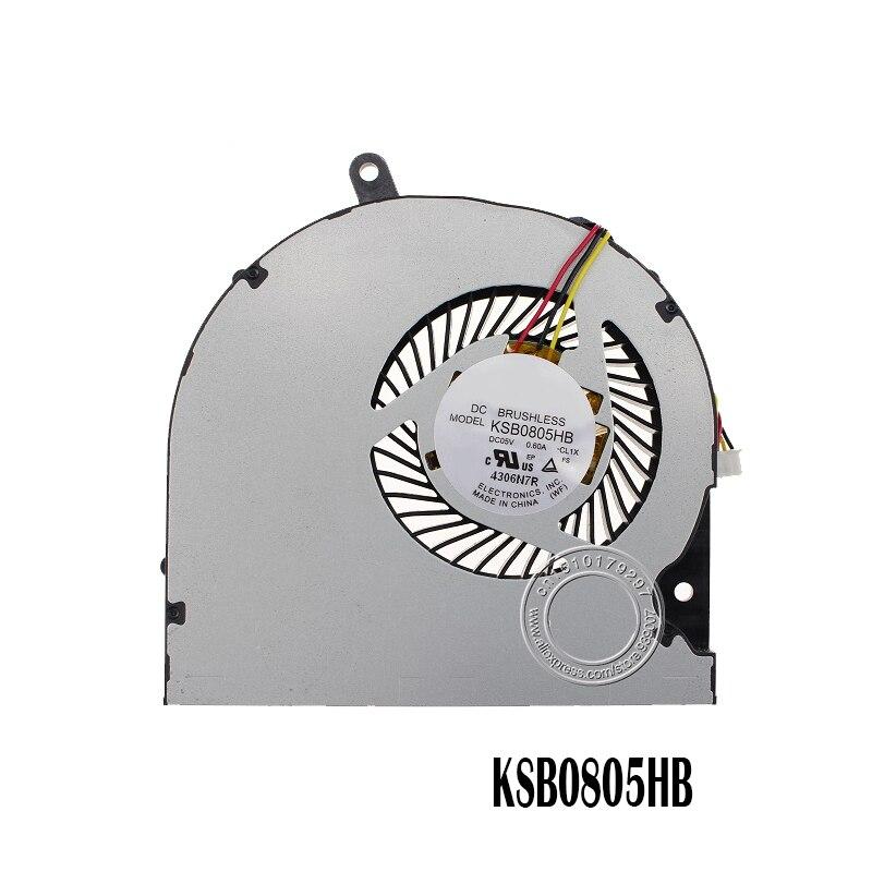 NEW for Toshiba Satellite P50-A P55-A P55-A  P55T-A CPU Fan