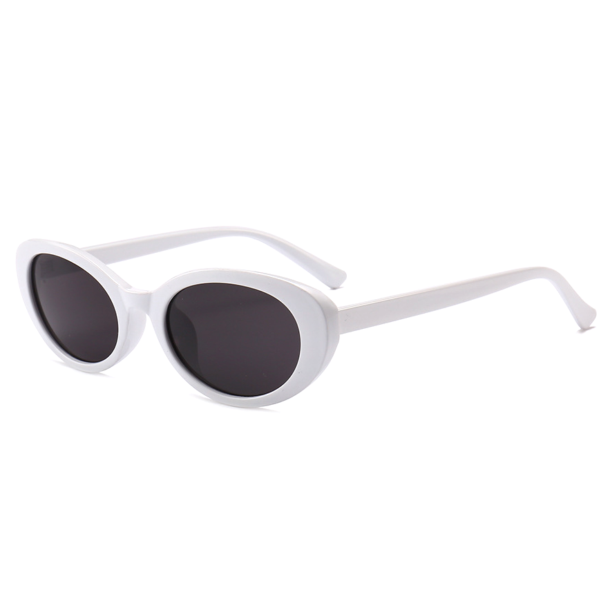 Billie Eilish Sunglasses Women Hiphop White Black Women Vintage