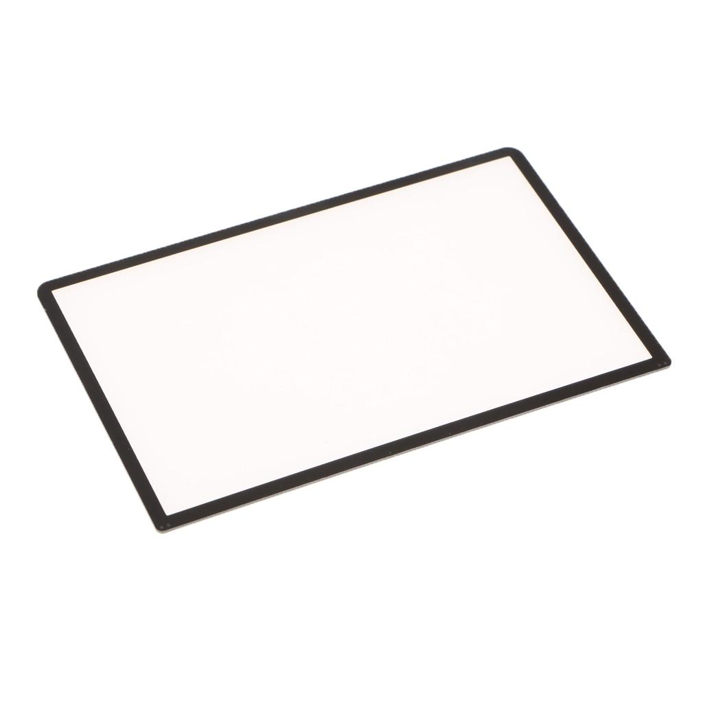 Сменная черная Верхняя Рамка для экрана, защитная крышка для объектива ЖК-экрана, совместимая с Nintendo New 3DS XL LL (1 шт.)