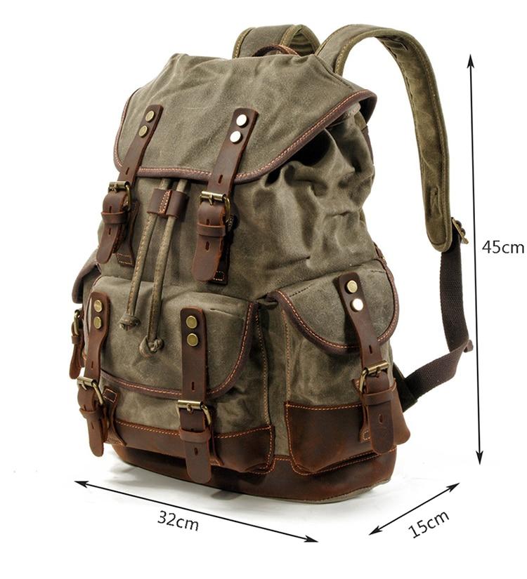 M272-Vintage-Canvas-Leather-Backpacks-for-Men-Laptop-Daypacks-Waterproof-Canvas-Rucksacks-Large-Waxed-Mountaineering-Travel (1)