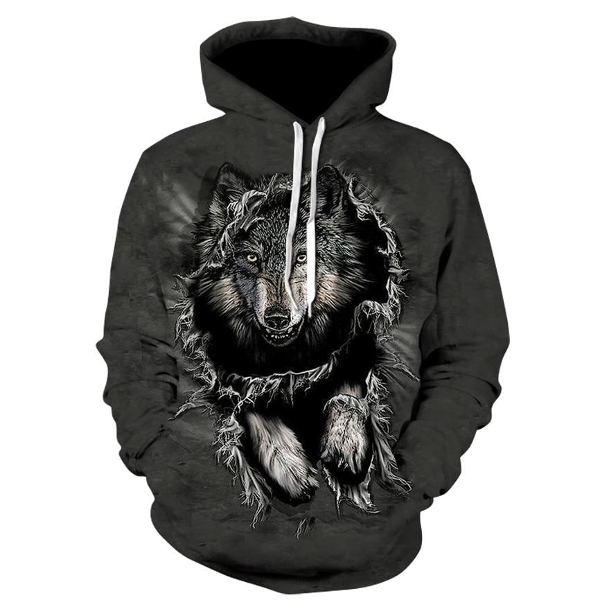 Cute Cat Print Hoodie, Men's And Women's Hoodie Brand Sweatshirt Boy Jacket High Quality Pullover Fashionable Tracksuit Jacket