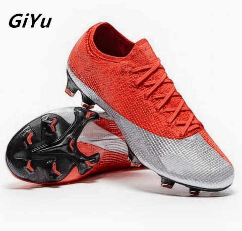 Newest High Quality Men Football Boots Cleats Training Sneaker Sports Professional Soccer Shoes Chuteira Futebol Wholesale