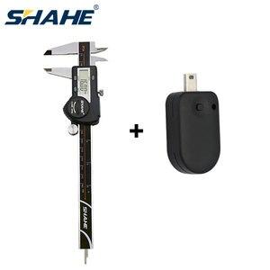 Новый смарт-адаптер shahe, выход для передачи данных + Цифровые Штангенциркули shahe 0-150 мм 0,01 мм
