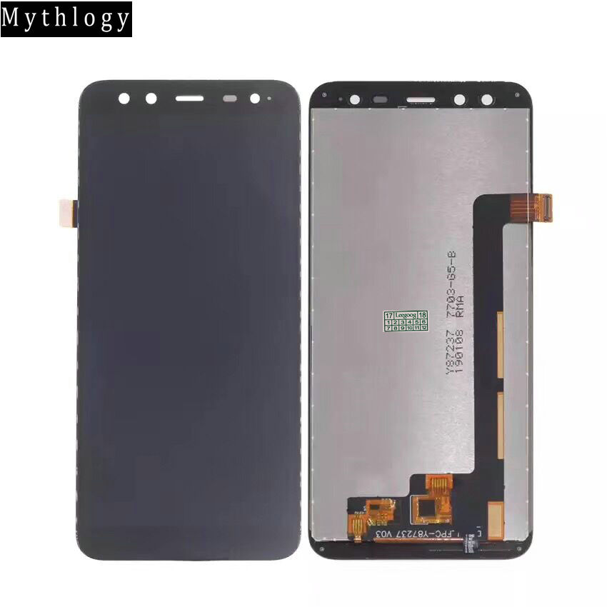 For Blackview S8 Touch Screen Display 5.7 Inch Replacement Digitizer Octa Core Mobile Phone Touch Panel LCDs