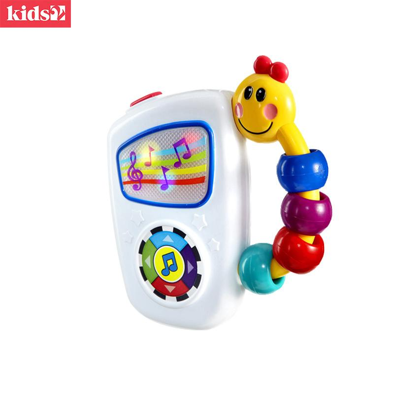 Baby Einstein Take Along Tunes Pam Tambourine Musical Baby Toys Early Learning Educational Toys For Children Birthday Gift
