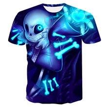T-shirt unisexe pour hommes, impression 3D, à la mode, harajuku, motif Sans fil, nouvelle collection 2021