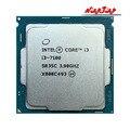 Процессор Intel Core i3-7100 i3 7100 3,9 ГГц двухъядерный четырехпоточный 3M 51 Вт LGA 1151
