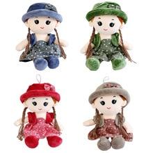 Girls Dolls Fantasy Stuffed Baby Toy Plush Wedding Doll Cute Princess Dolls Valentine Sweet Birthday Christmas Gift Sozzy цена 2017