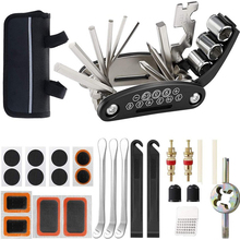 Bike-Accessories Repair-Tools-Kit Pump-Tire-Patch Bicycle Mountain-Road-Biketire Portable