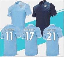2020 2021 Immobile Correa Sergej Luis Alberto personnaliser Lazio maillots футболка maison troisi% C3% A8me Lazio 2020-21
