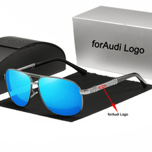 Men Car Polarized Sunglasses for Audi all models Fashionable Drive Fishing Sunglasses Comfortable Trend Personality Eyeglass