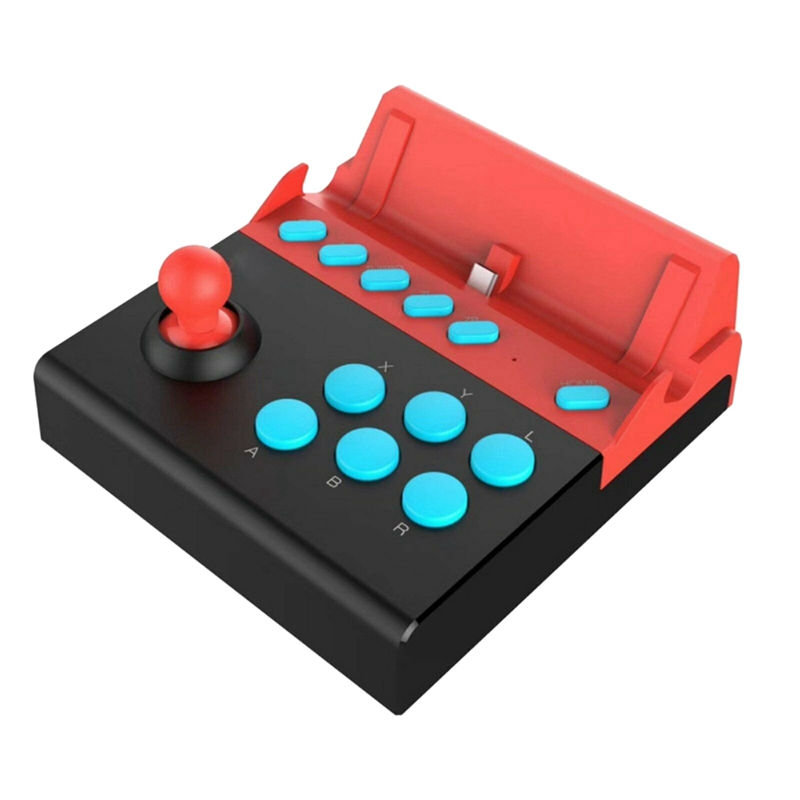 Ipeag Pg-9136 For-Nintendo Switch Arcade Joystick Usb Fight Stick Controller Joystick For Switch