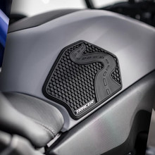 Мотоцикл Non-slip стороне наклейки для топливного бака Водонепроницаемый Pad резиновые наклейки для TRACER700 Tracer 700 Tracer 7 GT 2020 2021