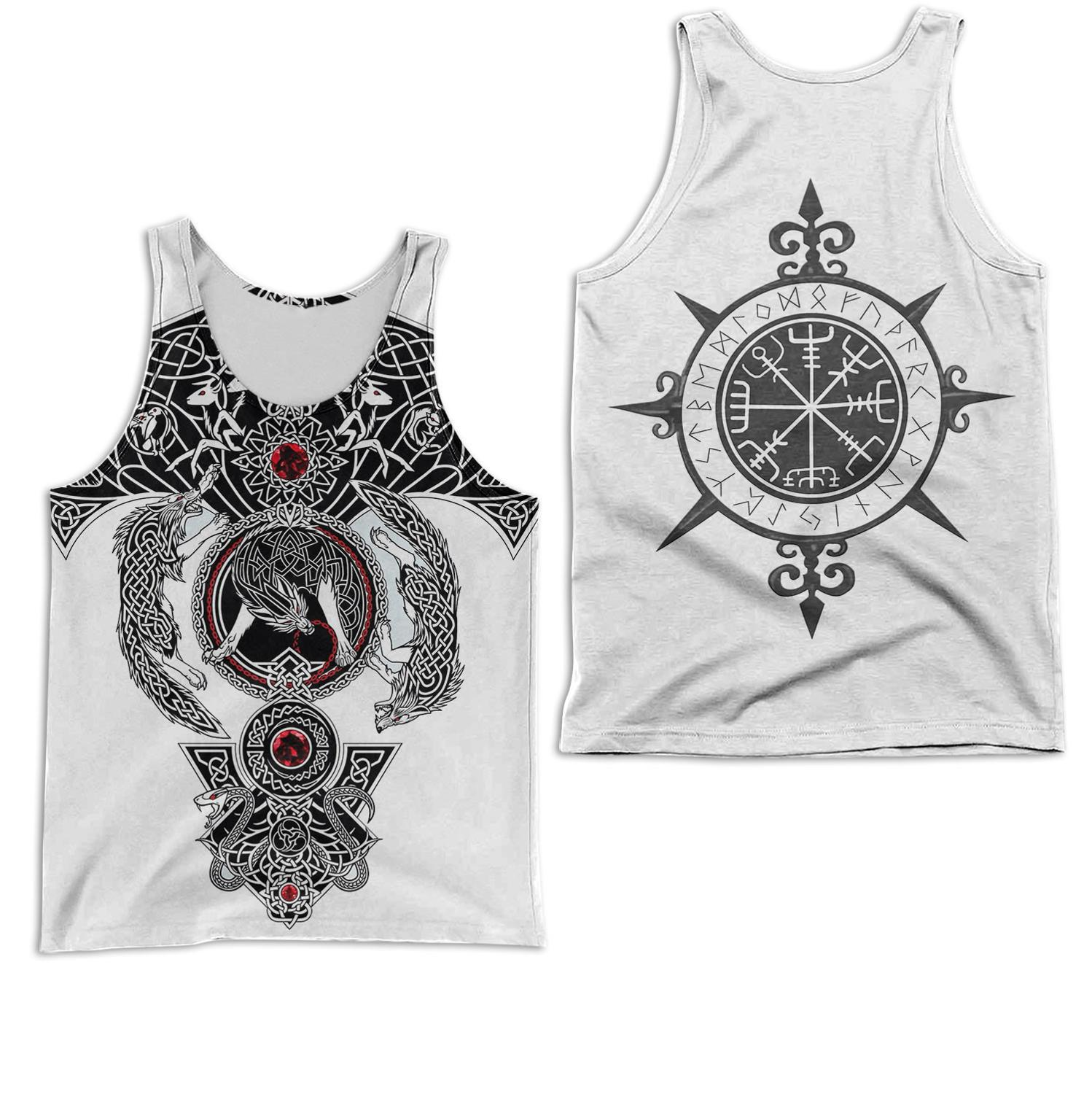 Funny Novelty Vest Singlet Top T Is For Tattoo