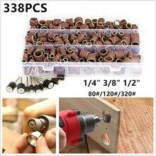 Детейлинг шлифовальный барабан отделка деревообрабатывающий цех 338 шт. детали Резина