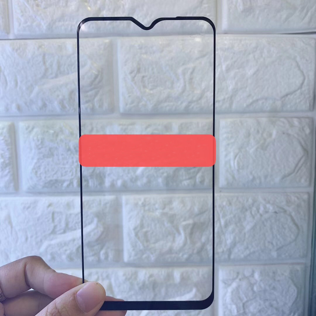 Image 2 - 50Pcs Tempered Glass For Xiaomi Redmi Note 8 Pro Full Glue Screen Protector Film For Xaomi Redmi 8 Full Cover Protective Glass-in Phone Screen Protectors from Cellphones & Telecommunications