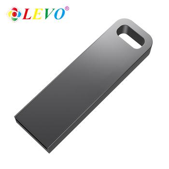 Oryginalny matel 128gb dysk USB Pen Drive 32GB 64GB 16GB Pendrive USB 2 0 Pendrive pamięć USB 256gb tanie i dobre opinie olevo Metal matel usb flash drive Flash disk Pióro Rectangle Robot 2018 rok