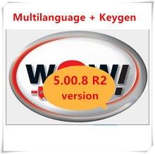 Mais recente para wurth wow 5.00.8 r2 multilíngue + keygen como presente + instalar guia de vídeo para carros e caminhões enviar por link de download