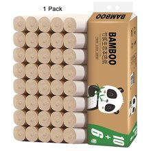 16 Rolls Of Natural Bamboo Pump Paper Towels Soft Paper For Baby Mother High Quality Paper Towel For Family Restaurant towel bamboo true navy production of ecotex russian companies