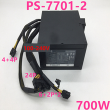 New PSU For Liteon Pazer 700W Power Supply PS-7701-2 PS-8651-2