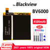 Original 4500mAh New battery For Blackview BV6000 BV6000S Genuine Replacement High Quality Batteries Bateria With Gift Tools