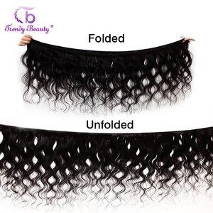 Image 2 - Naturalne brazylijskie włosy falowane 100% doczepy z ludzkich włosów 3 sztuk Lot 8 30 cali brazylijski włosy wyplata zestawy nie Remy modne piękne