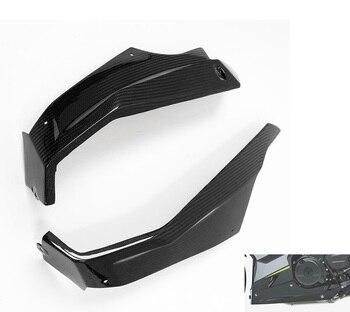 For Kawasaki ninja400  Ninja 400 Lower Cowling Fairing Real Carbon Fiber for Ninja400 2018