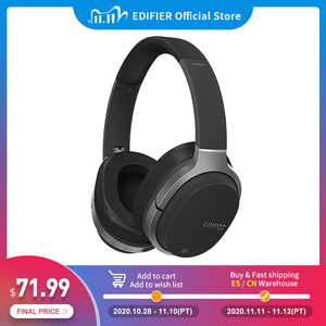 Image 1 - EDIFIER W830BT Wireless Headphones Bluetooth v4.1 wireless earphone aptX codec NFC tech with 95 hours of playback