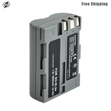 ZNTER 2600mAh EN-EL3e EN EL3e EL3a ENEL3e Digital Camera Battery for Nikon D300S D300 D100 D200 D700 D70S D80 D90 D50 L50