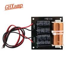 GHXAMP Subwoofer Pure Crossover con Cable, divisor de frecuencia de Subwoofer de 125Hz y 800W para altavoz de Woofer de 5 18 pulgadas, 1 unidad