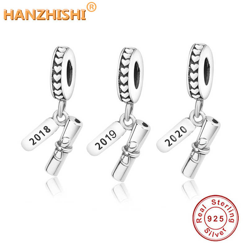 2020 Newest Collection 925 Sterling Silver Number 2020 Books Dangle Charm Bead Fit Original Pandora Charms Bracelet Diy Jewelry Beads Aliexpress