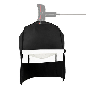 Image 3 - Aputure Lantern Softbox Flash Diffuser Soft Light Modifiers Bowens Mount For Aputure 120dii 300dii Lighting Shaping Soft Light