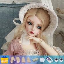 Новое поступление, куклы Minifee Liria BJD 1/4 bjd fairyland luts, шарнирная резиновая кукла msd lillycat, игрушки для девочек, подарок на день рождения