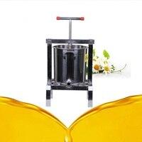 10L Stainless Steel Beekeeping Equipment Tools Honey Wax Press Machine Honey Press Bucket Four Legs