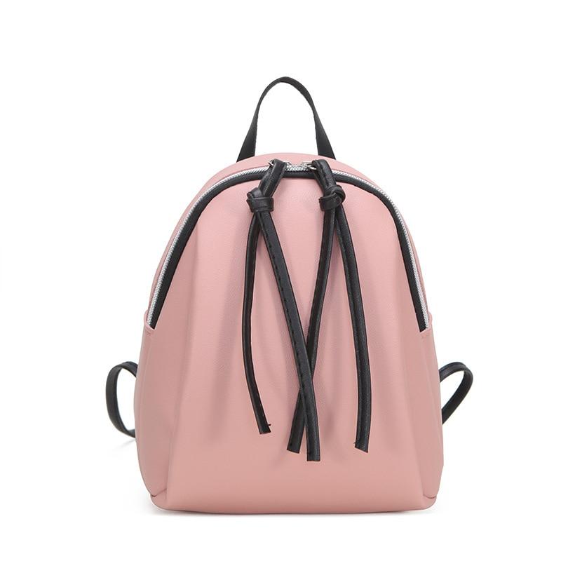 Маленький рюкзак женская кожаная сумка через плечо 2020 летние многофункциональные мини рюкзаки женский школьный рюкзак сумка для девочек-подростков