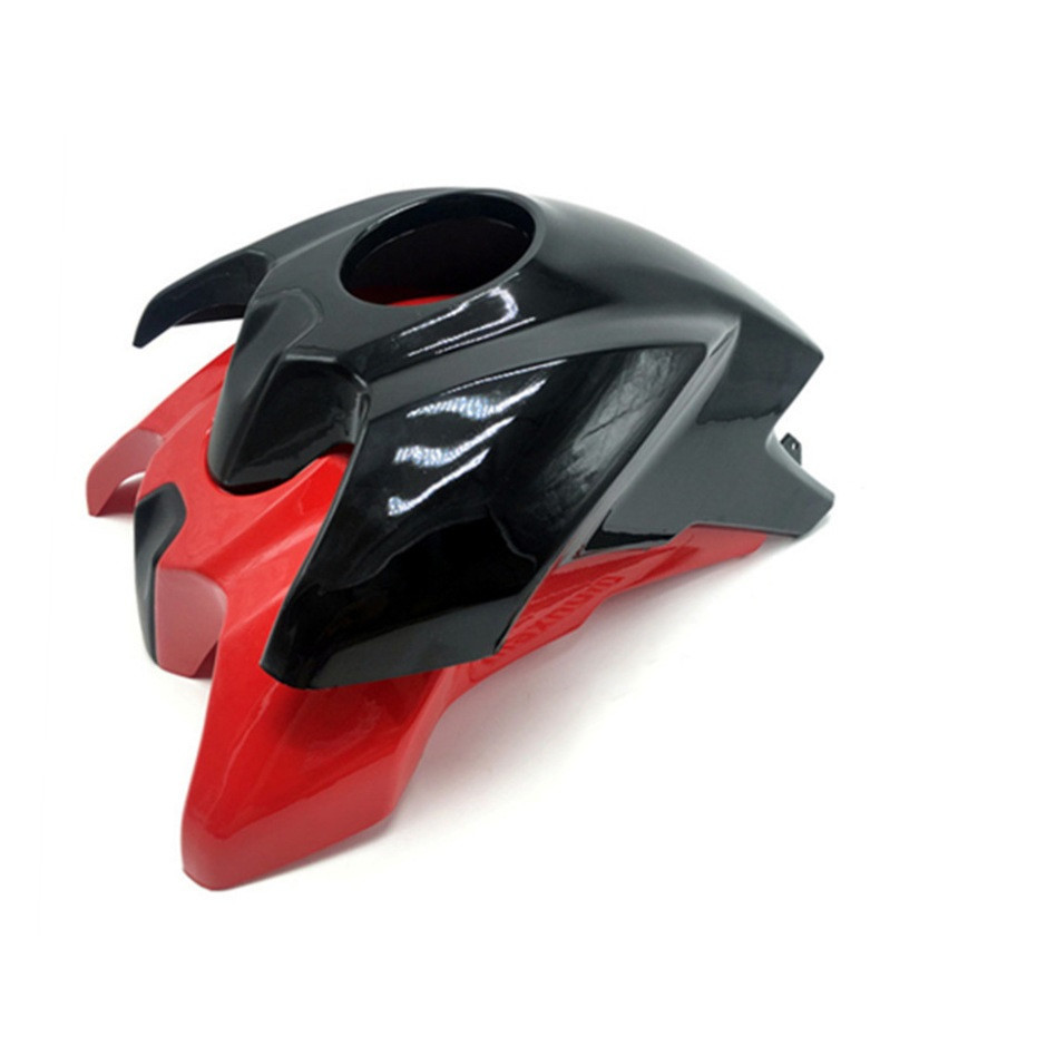 For MSX125 Motorcycle Gas Tank Cover Fairing Fuel Tank Cover With Stickers  For Msx 125  2008 2009 2010 2011 2012 2013 2014 2015