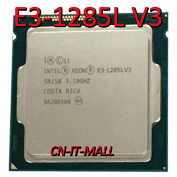 Intel Xeon E3-1285L V3 CPU 3.1GHz 8M 4 Core 8 Threads LGA1150 Processor