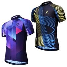 Cycling Jersey 2019 Men MTB Bike Jersey Shirt Maillot Ciclismo Short Sleeve Pro Team Cycling Clothing  Cycling Jesocycling