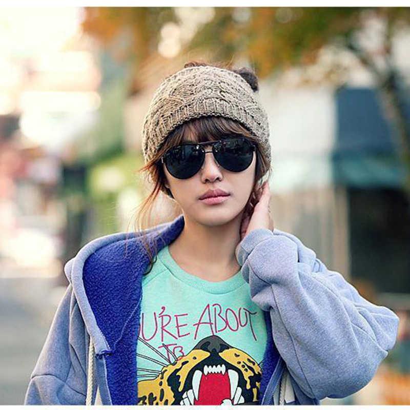2020 novo fio de lã quente knited feminino bonés chapéus multicolors bonnet macio confortável handfeel muito leve em wight oco para fora boné