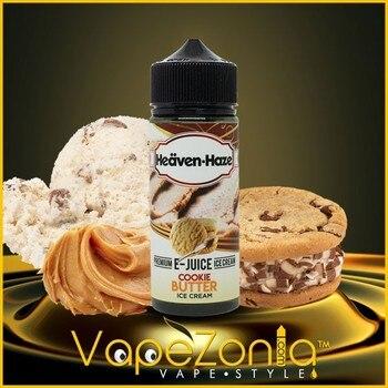HEAVEN HAZE e juice COOKIE BUTTER Ice Cream 100 ml