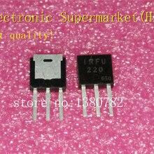 50 шт./лот IRFU220N IRFU220 FU220N TO-251 IC
