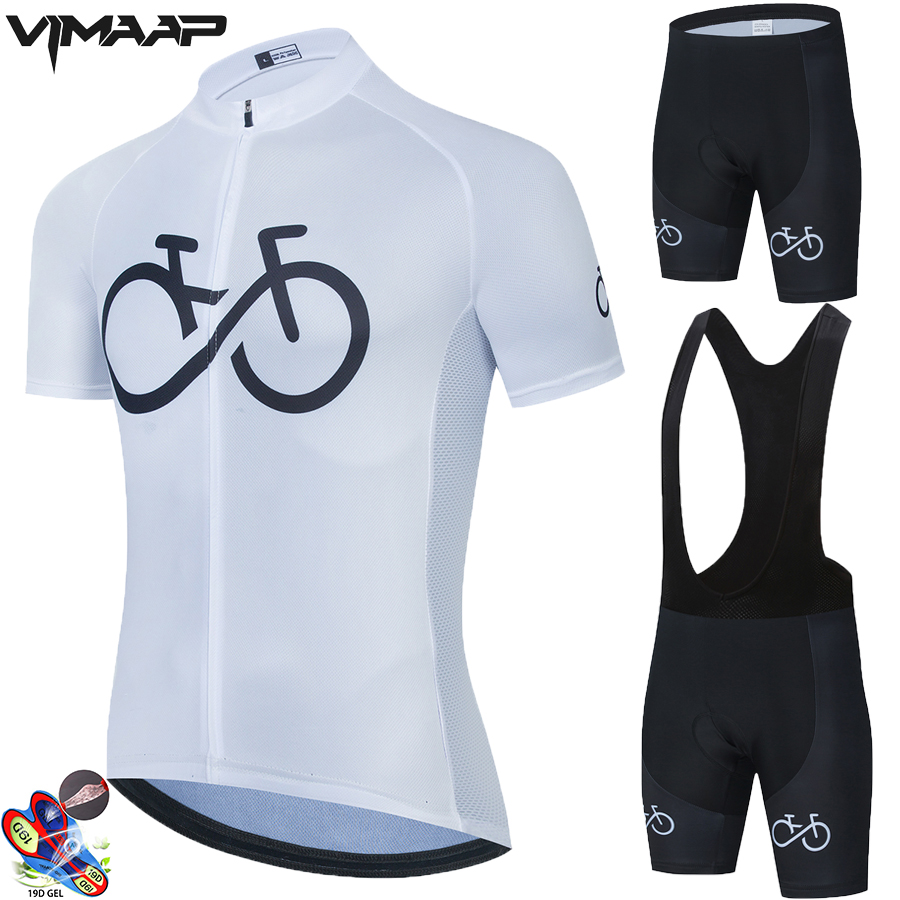 New Pro 2021 Cycling Set Triathlon Bicycle Clothes Breathable Anti-UV Mountain Biking Clothing Suits Cycling Summer Go bike