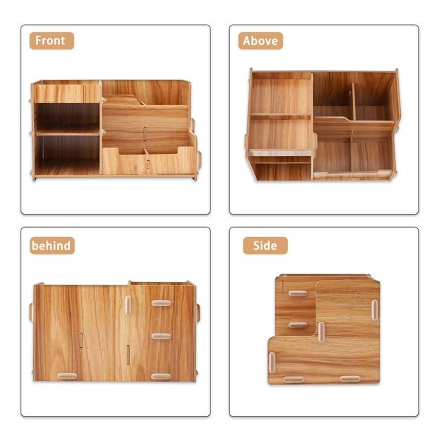 Business Office Furniture Storage Organizer Office Desk Organizer
