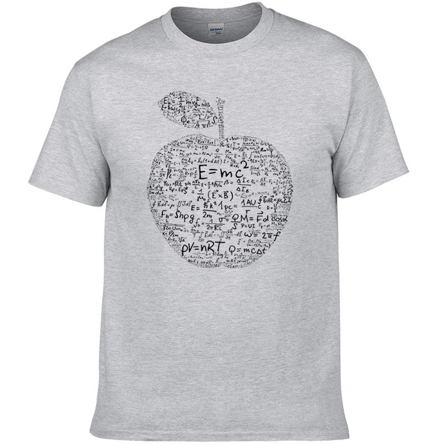 2019  Summer Personality Men's T-shirt  Custom Pattern Color T-shirt Cotton